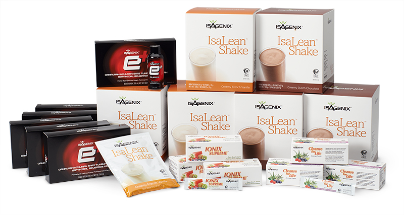Isagenix Indonesia Program 30 Hari