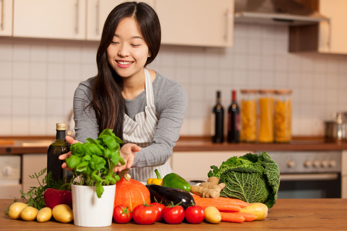 Makanan apa yang membantu membakar lemak?